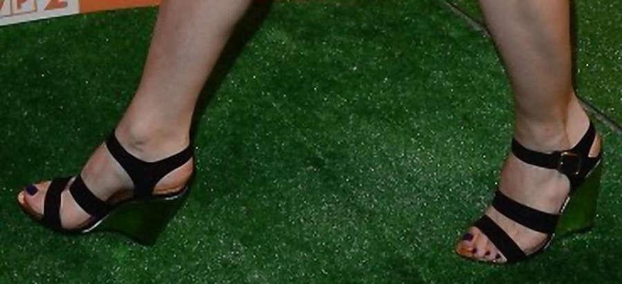 Malgorzata Kozuchowska Feet