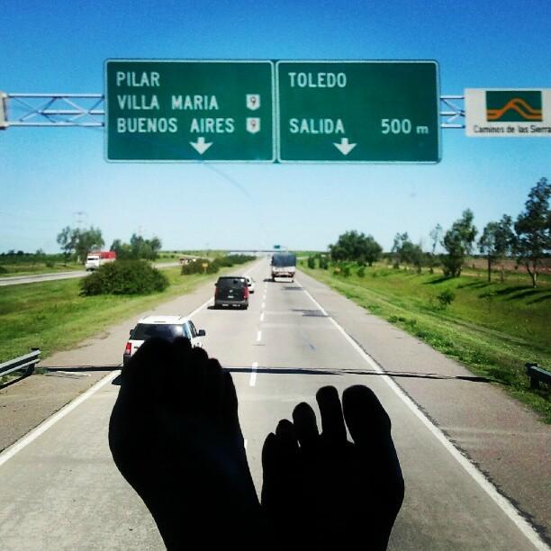 Elena Lombao Feet