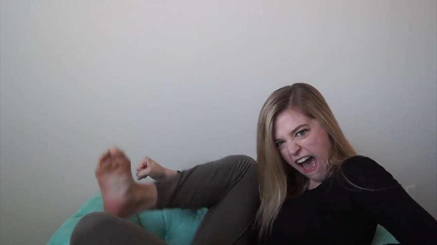 Kelsey Impicciche Feet