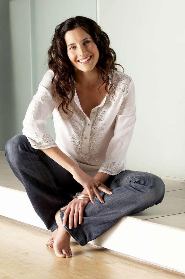 Rachel Shelley Feet