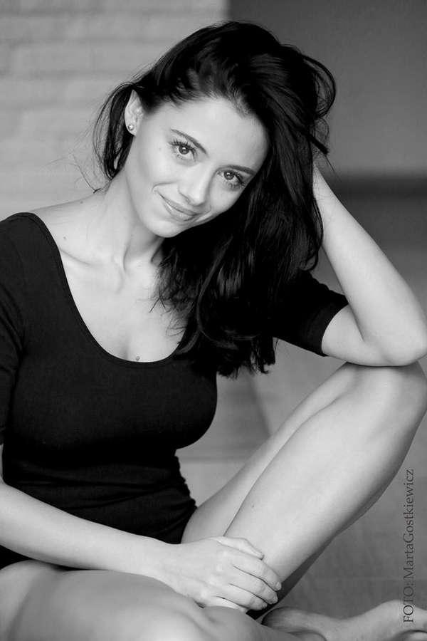 Adriana Kalska Feet