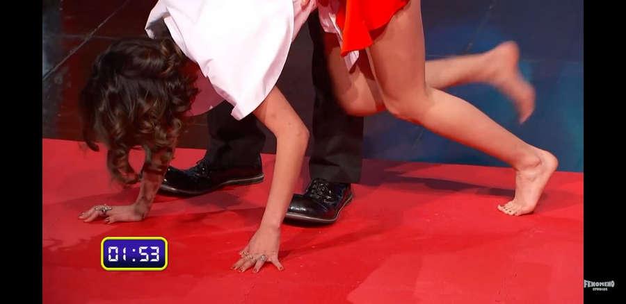 Daniella Macias Feet