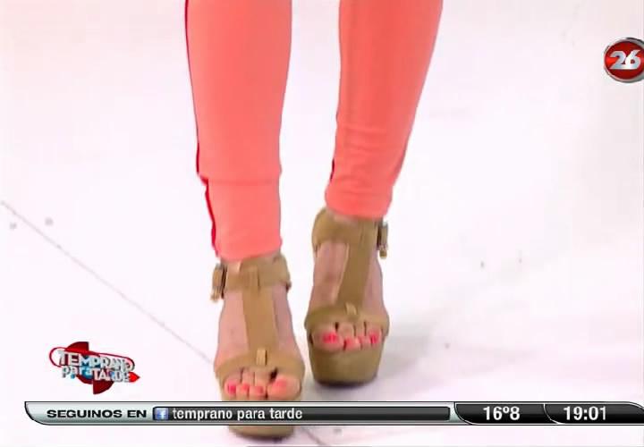 Julieta Camano Feet