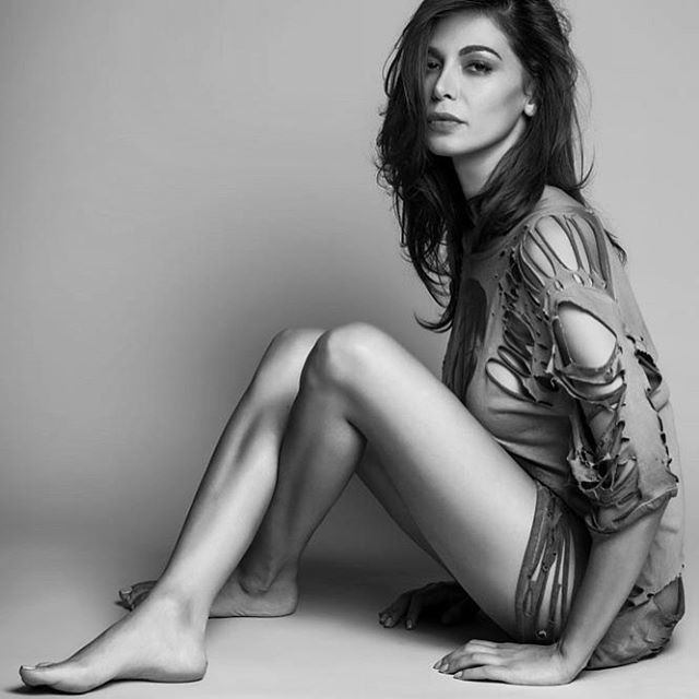Moran Atias Feet