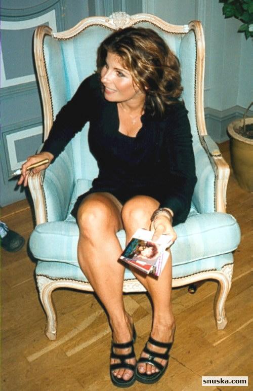 Carola H Ggkvist Feet