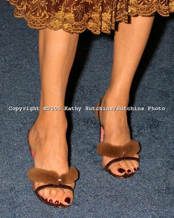 Lauren Koslow Feet