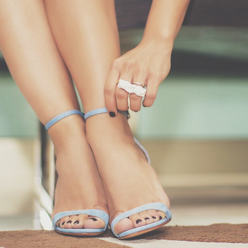 Nashla Bogaert Feet