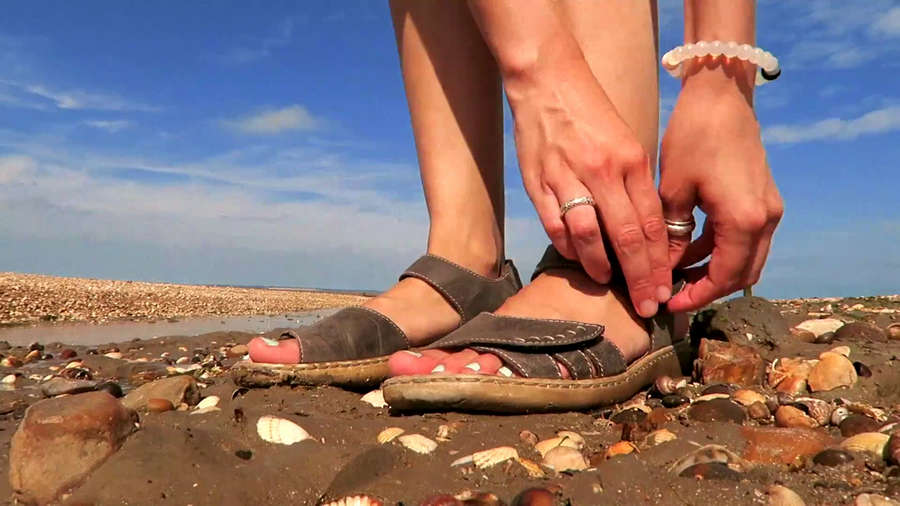 Rebecca Brown Feet