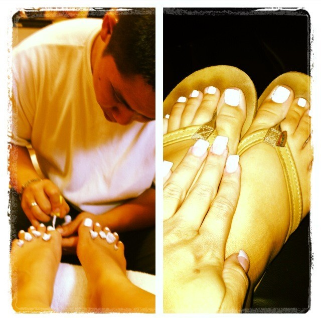 Adriana Sephora Feet