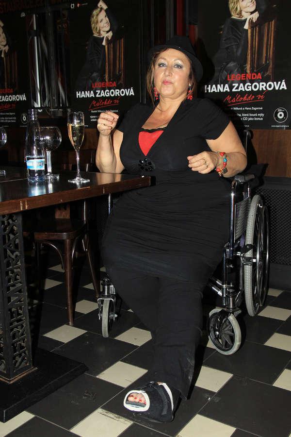 Halina Pawlowska Feet
