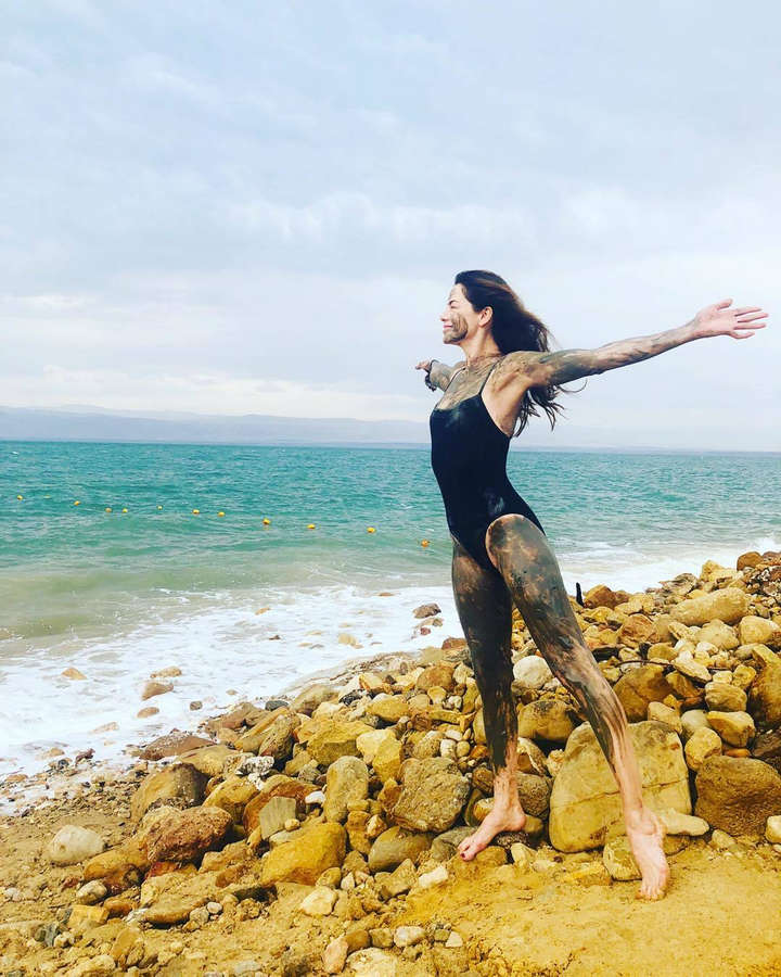 Michelle Monaghan Feet