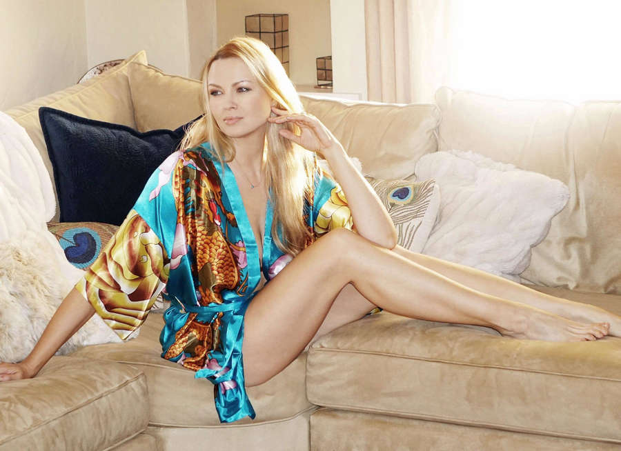 Irina Voronina Feet
