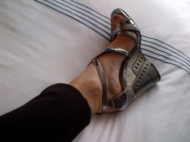 Michelle Kosinski Feet