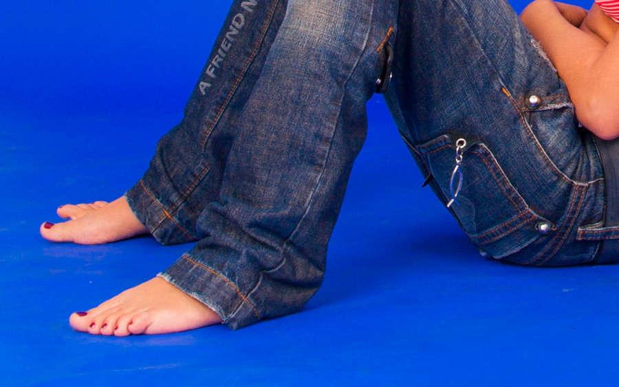 Julia Volkova Feet