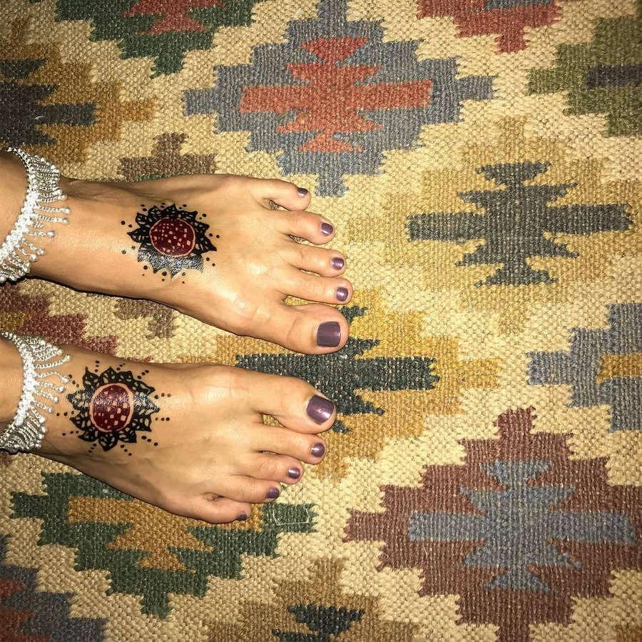 Paulina Mlynarska Feet