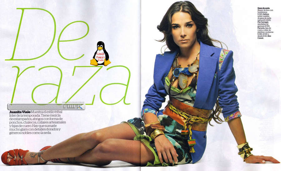 Juana Viale Feet