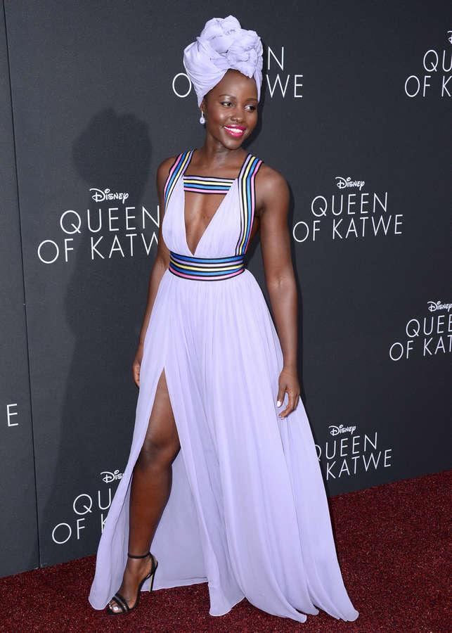 Lupita Nyongo Feet
