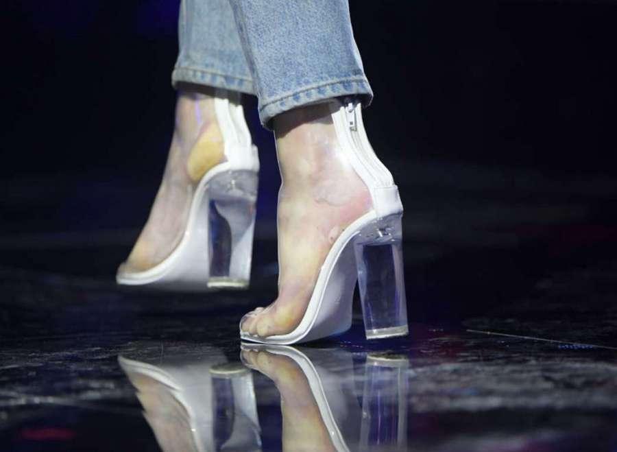 Wiktoria Johansson Feet