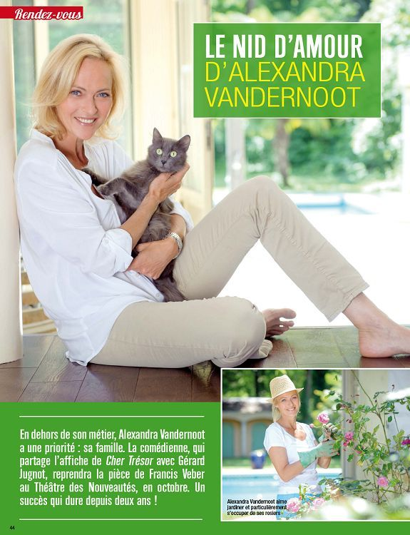 Alexandra Vandernoot Feet