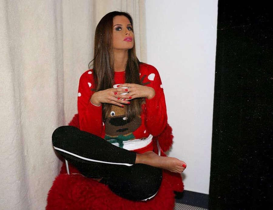 Malika Menard Feet
