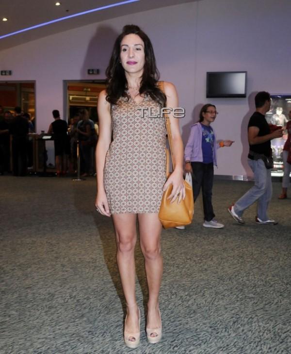 Mina Orfanou Feet