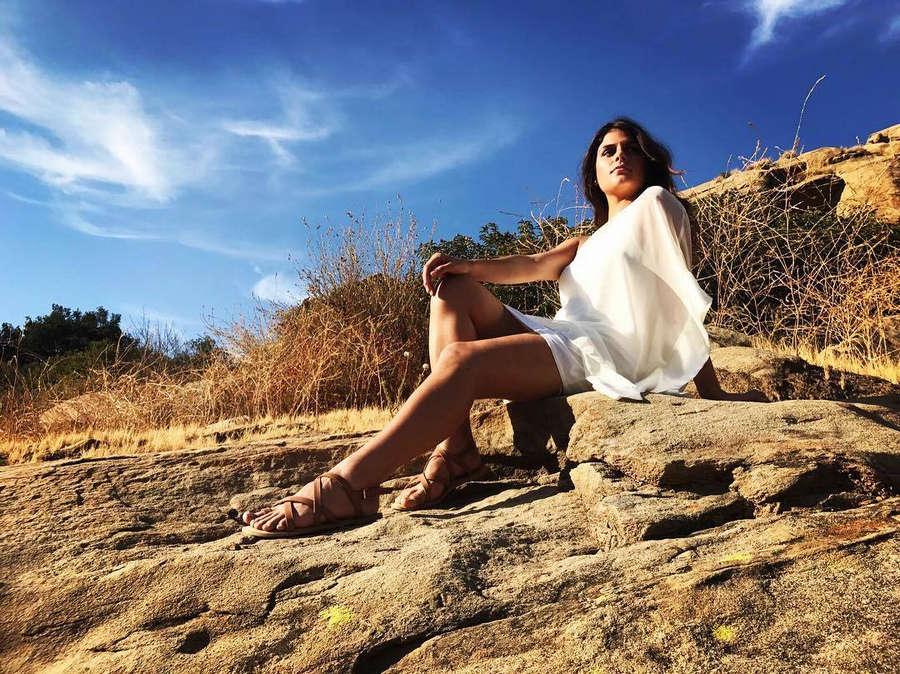 Grecia Salamon Feet