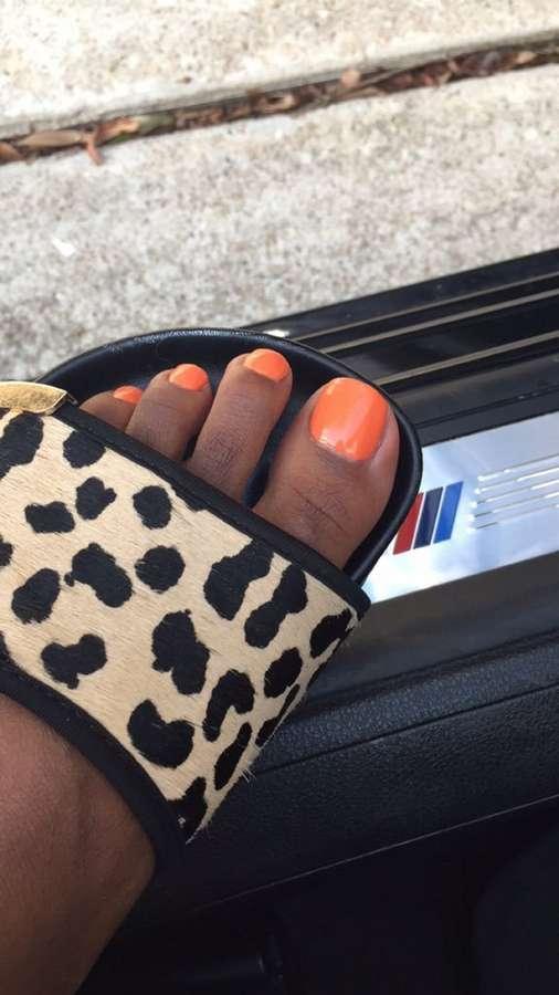 Bianca Knight Feet