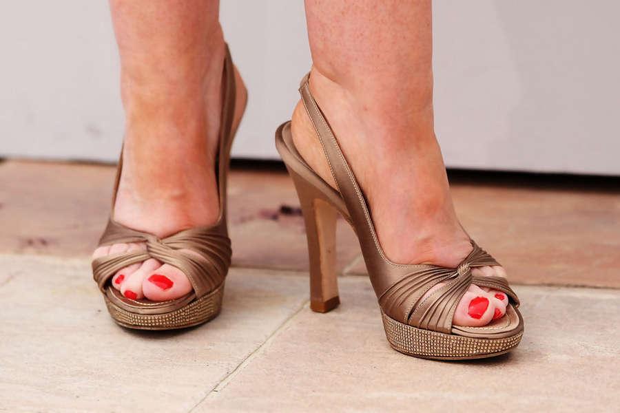 Imelda Staunton Feet