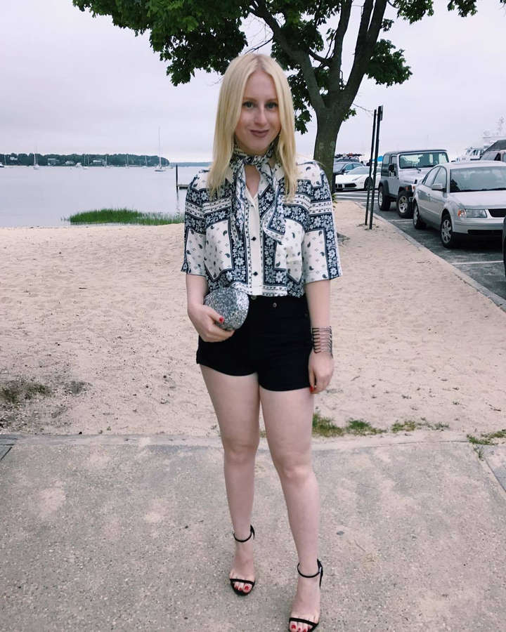 Sydney Sadick Feet
