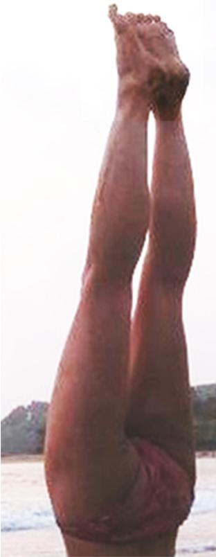 Hazel Croney Feet