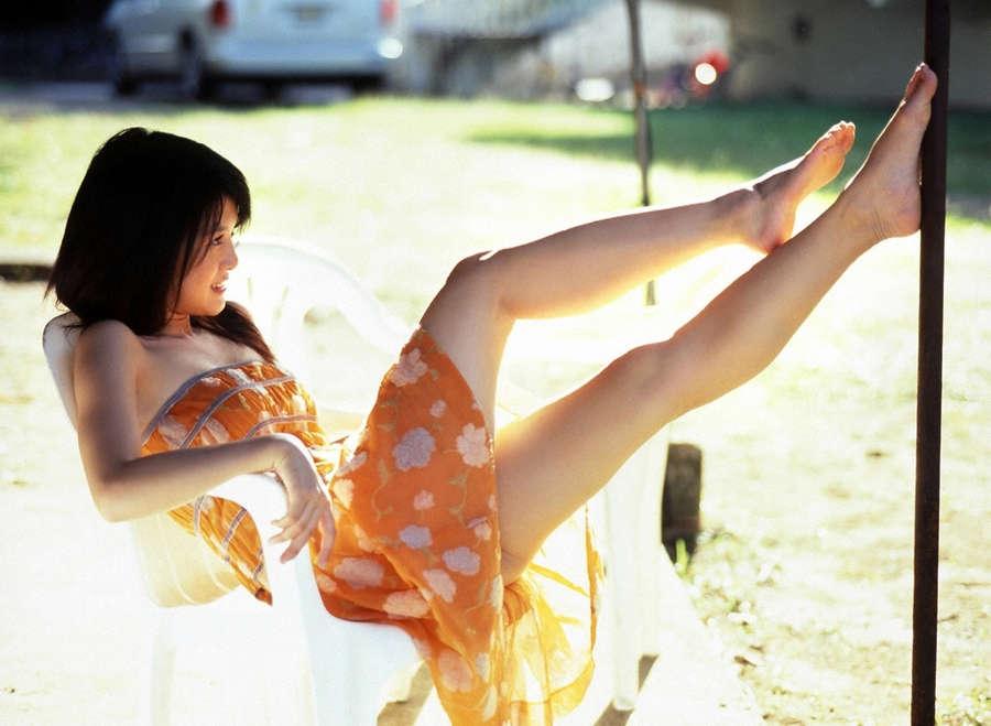 Aimi Satsukawa Feet