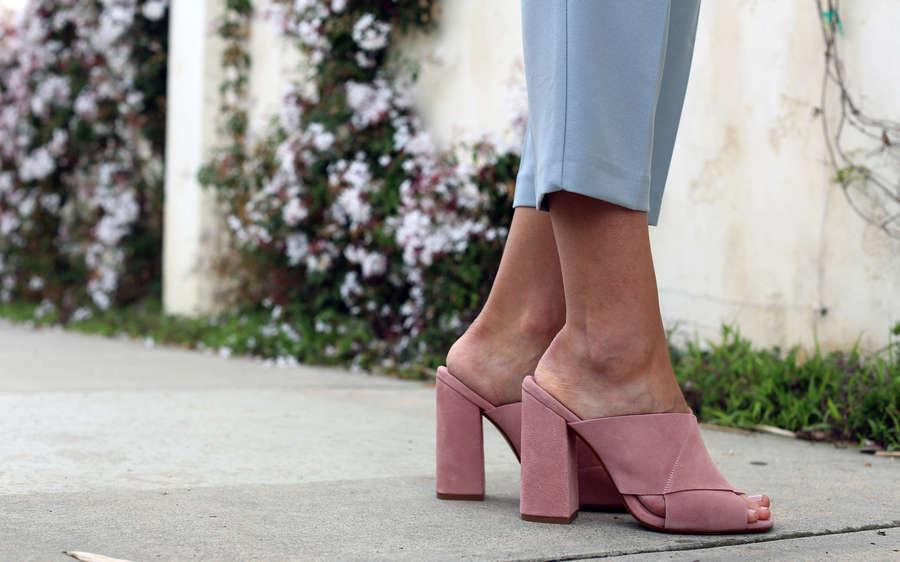 Judith Jones Feet
