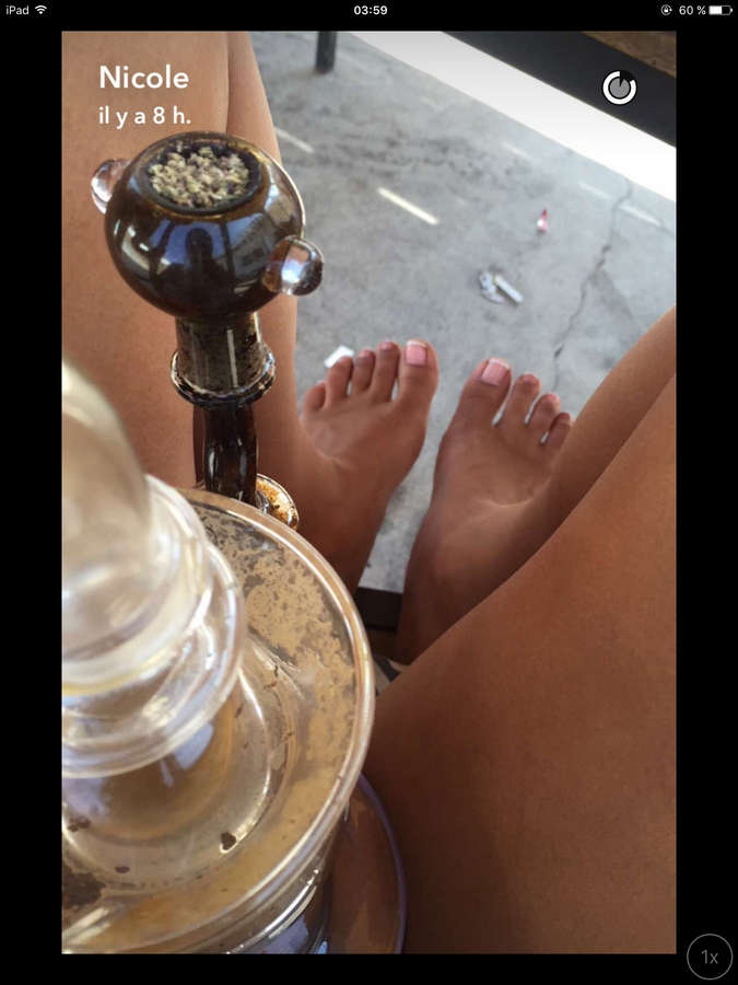 Nicole Bexley Feet