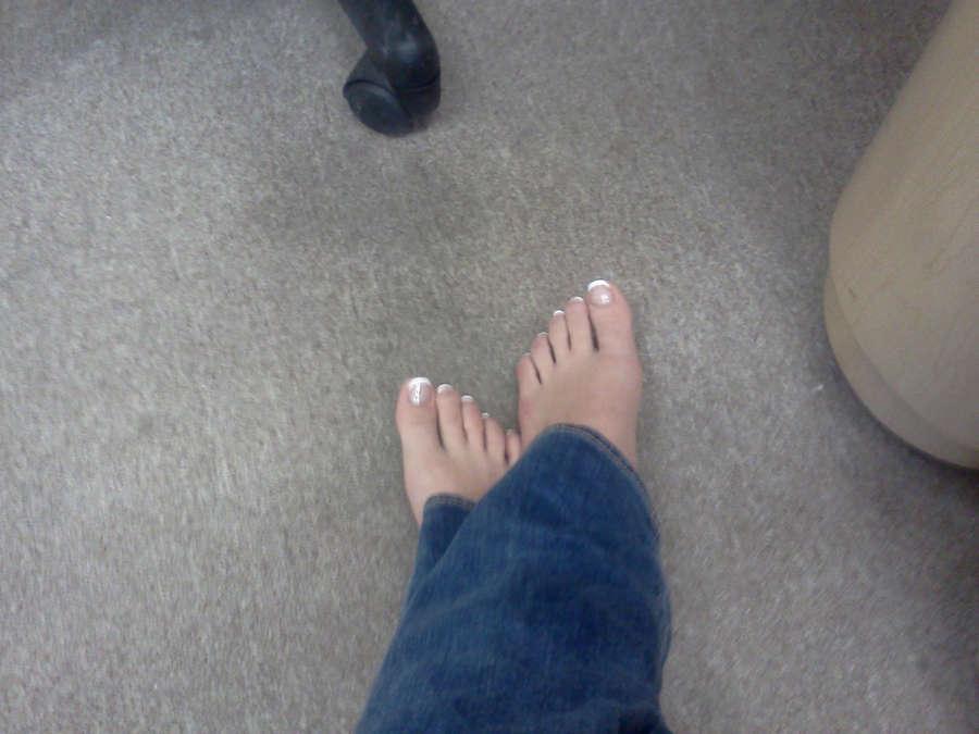 Victoria Rae Black Feet