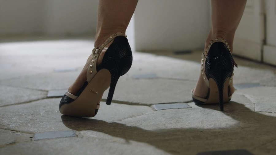 Ana Ortiz Feet