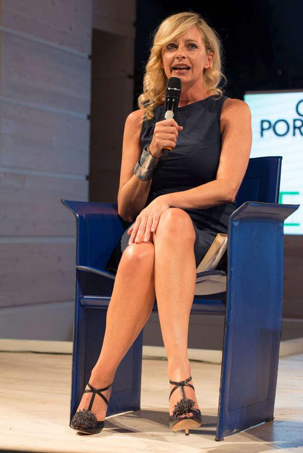 Luisella Costamagna Feet