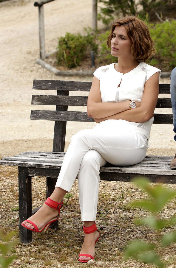 Ines Castel Branco Feet
