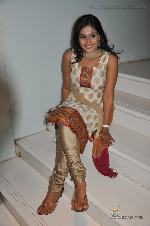 Ramya Nambeeshan Feet