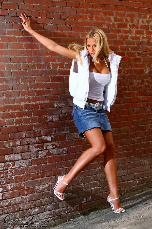 Carrie LaChance Feet