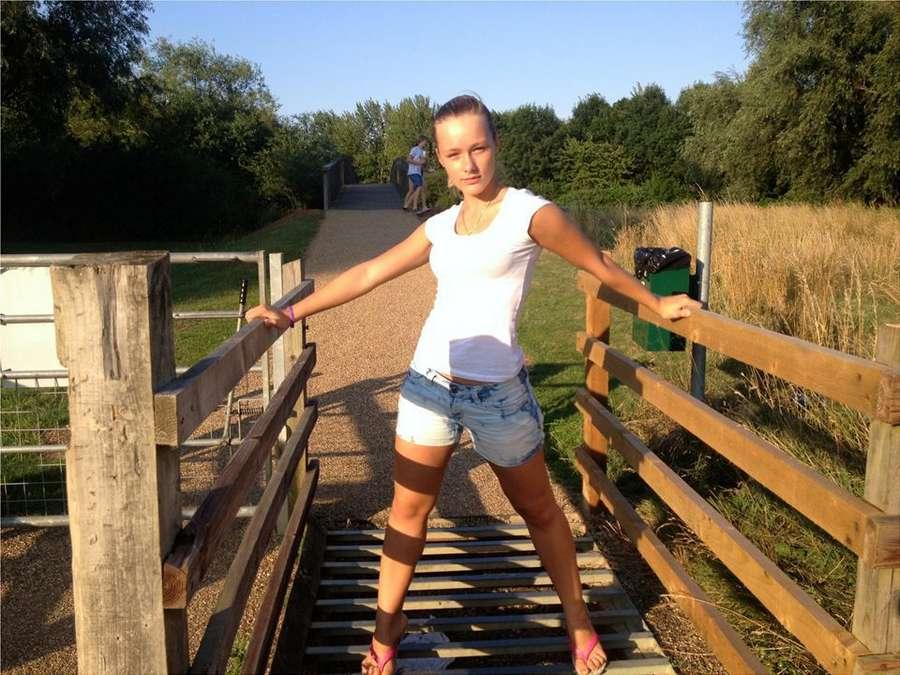 Anastasia Harrold Feet