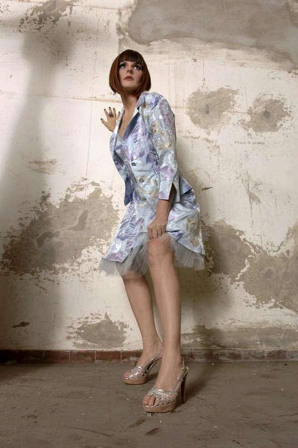 Silvia Mezzanotte Feet