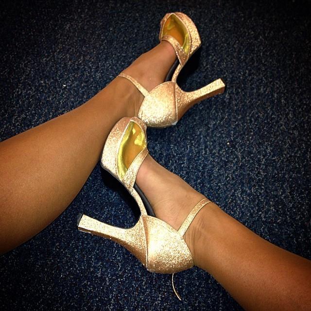 Taina Grando Feet