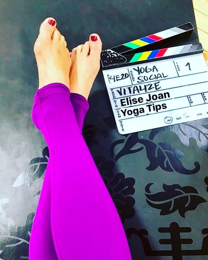 Elise Joan Feet