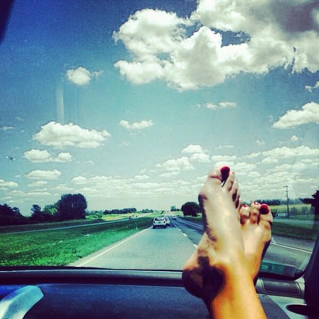 Emilia Claudeville Feet