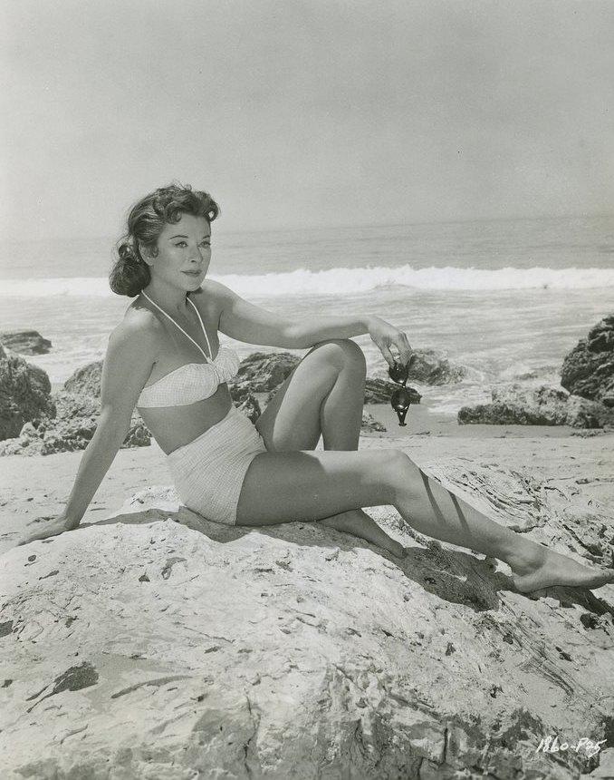 Hedy Lamarr Feet