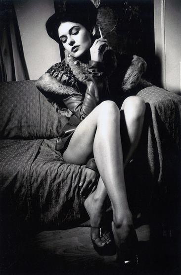 Janina Delia Schmidt Feet
