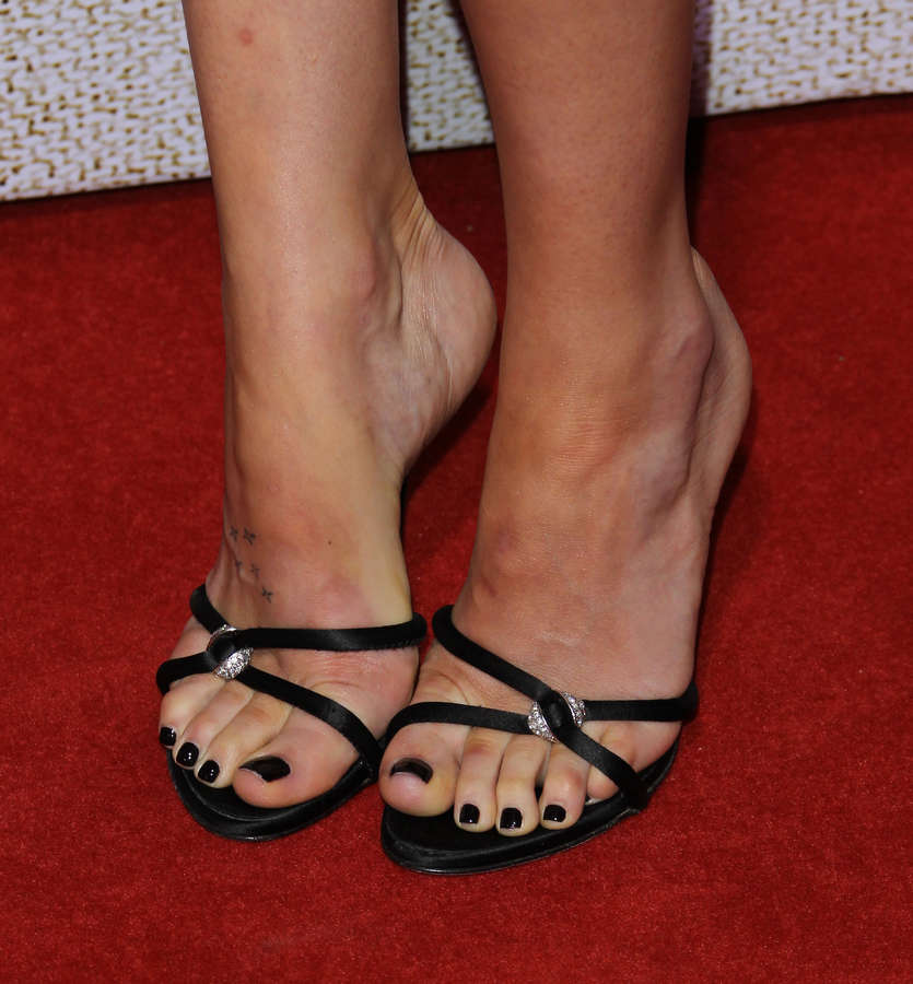 Dakota Johnson Feet