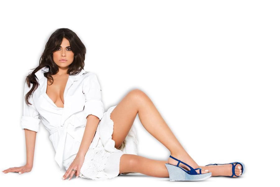 Maria Mazza Feet