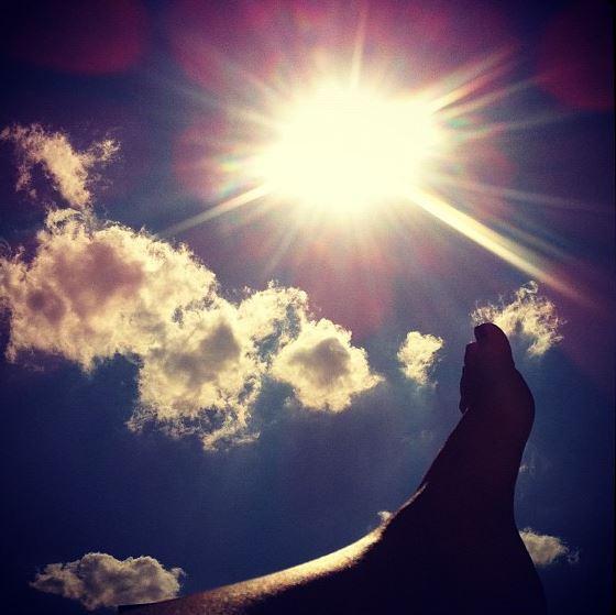 Marcela Monteiro Feet