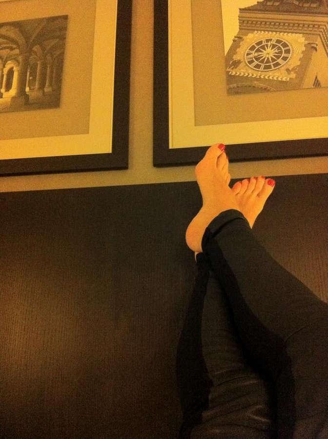 Rosanna Rocci Feet
